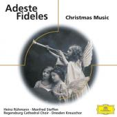 Album artwork for ADESTE FIDELES: CHRISTMAS MUSIC