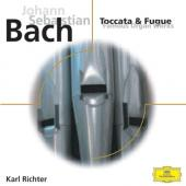 Album artwork for Bach: Toccata & Fugue (Karl Richter)