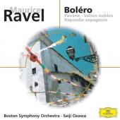 Album artwork for Ravel: Bolero, Pavane, Rapsodie espagnole (Ozawa)