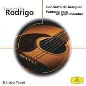 Album artwork for CONCIERTO D'ARANJUEZ