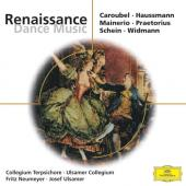 Album artwork for RENAISSANCE DANCE MUSIC