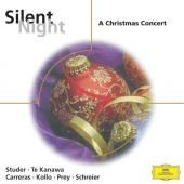Album artwork for SILENT NIGHT - A CHRISTMAS CONCERT