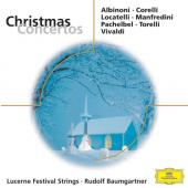 Album artwork for Christmas Concertos