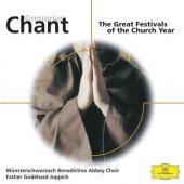 Album artwork for Gregorian Chant, The Great Festivals of the Church
