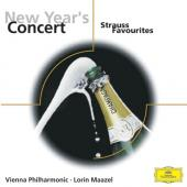 Album artwork for New Year's Concert in Vienna