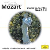 Album artwork for VIOLIN CONCERTOS 2 & 3