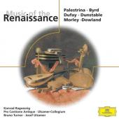 Album artwork for Music of the Renaissance (Konrad Ragossnig)