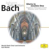 Album artwork for Bach: Gloria in excelsis Deo (Richter)