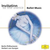 Album artwork for INVITATION TO THE DANCE -  BALLET MUSIC