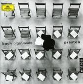 Album artwork for Bach: Organ Works (Simon Preston)