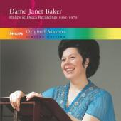 Album artwork for DAME JANET BAKER: PHILIPS & DECCA RECORDINGS 1961-