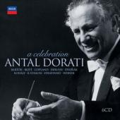 Album artwork for ANTAL DORATI: A CELEBRATION