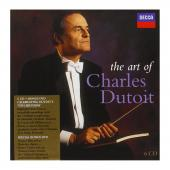 Album artwork for THE ART OF CHARLES DUTOIT