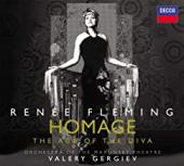 Album artwork for Renee Fleming: Homage - The Age of the Diva