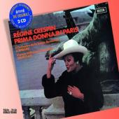 Album artwork for REGINE CRESPIN - PRIMA DONNA EN PARIS