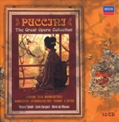 Album artwork for Puccini: The Great Opera Collection