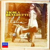 Album artwork for Nicola Benedetti: Italia