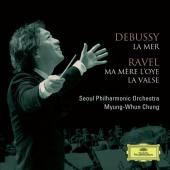 Album artwork for Myung-Whun Chung conducts Debussy and Ravel