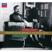 Album artwork for Debussy: The Piano Works (4CD)