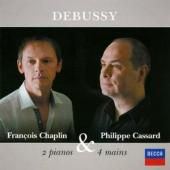 Album artwork for Debussy: Works For 2 Pianos & 4 Hands