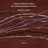 Album artwork for Bach: The Well-Tempered Clavier / Schiff