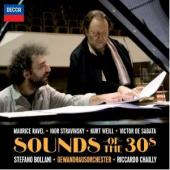 Album artwork for Stefano Bollani, Riccardo Chailly: Sounds of the 3