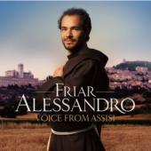 Album artwork for Friar Alessandro: Voice from Assisi