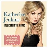 Album artwork for Katherine Jenkins: Music From the Movies