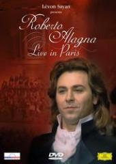Album artwork for Roberto Alagna: Live in Paris