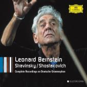 Album artwork for LEONARD BERNSTEIN: STRAVINSKY/SHOSTAKOVICH