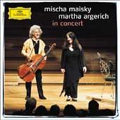 Album artwork for MAISKY AND ARGERICH IN CONCERT