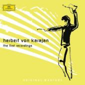 Album artwork for HERBERT VON KARAJAN: THE FIRST RECORDINGS