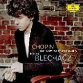 Album artwork for Chopin: The Complete Preludes / Rafal Blechacz