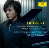Album artwork for Prokofiev: Piano Concerto 2; Ravel / Yundi Li, Oza