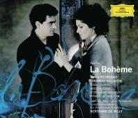 Album artwork for Puccini: La Bohème / Anna Netrebko, Villazon