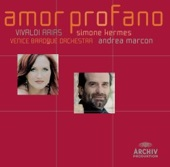 Album artwork for AMOR PROFANO / VIVALDI ARIAS