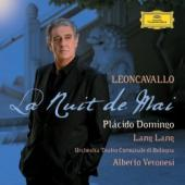 Album artwork for Leoncavallo: La Nuit de Mai / Domingo, Lang Lang