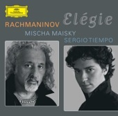 Album artwork for Rachmaninov: Elegie / Maisky, Tiempo