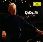 Album artwork for KARAJAN GOLD