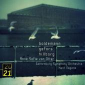 Album artwork for Anne Sofie von Otter: Boldmann / Gefors / Hillborg