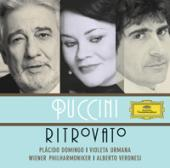 Album artwork for Puccini: Ritrovato