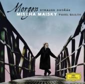 Album artwork for Morgen - Strauss / Dvorak: Cello Works / Maisky