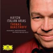 Album artwork for Haydn: Italian Arias / Quasthoff