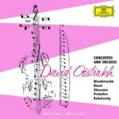 Album artwork for David Oistrakh: Concertos and Encores