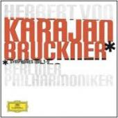 Album artwork for Bruckner: 9 Symphonies / Karajan