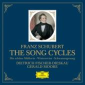 Album artwork for Schubert: The Song Cycles / Fischer-Dieskau