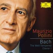 Album artwork for Bach: Well-Tempered Klavier / Pollini