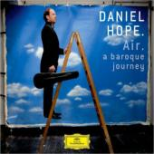 Album artwork for Daniel Hope: Air - A Baroque Journey