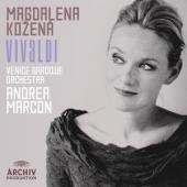 Album artwork for Vivaldi: Soprano Arias / Kozena