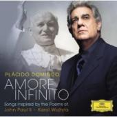 Album artwork for Placido Domingo: Amore Infinito